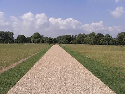 London - Hyde Park Road