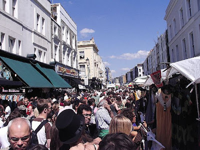 London - Portobello Road
