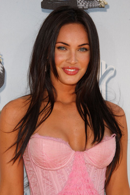 Megan Fox pictures and video