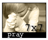 Pray for your kids …