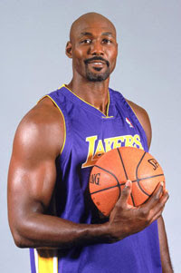 Nasty ass Karl Malone
