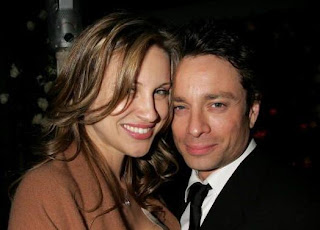 Chris Kattan gets married