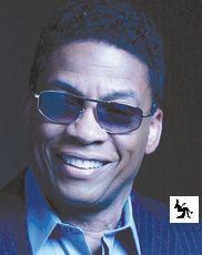 Jazz musician Herbie Hancock