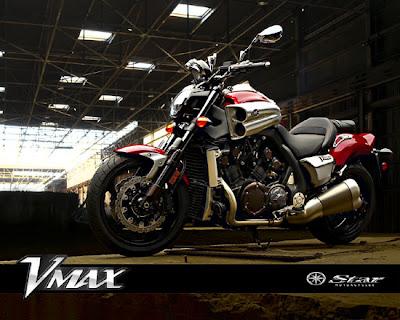 Yamaha V-Max VMX17 Sport Bike