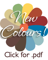 New Colours & colour matching