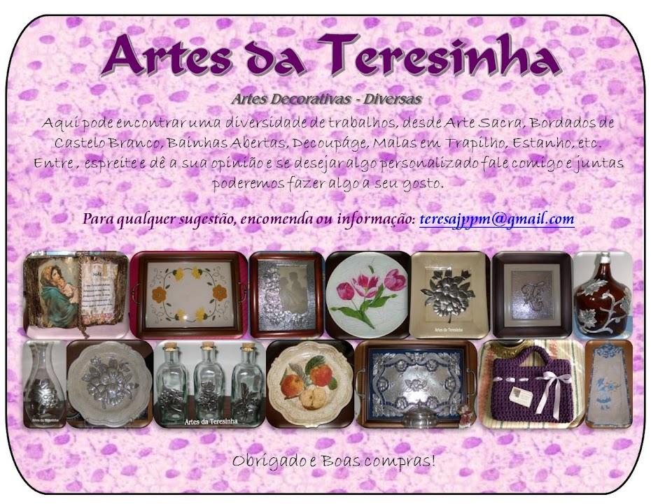 Artes da Teresinha