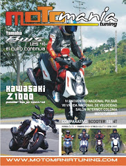 Revista Motomania Tuning