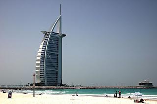 Burj Dubai or Burj Al Arab