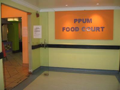 PPUM Food Court by Besta Corporation