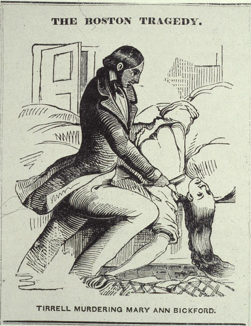 How was prostitution viewed in the 1800s?