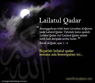 Lailatul Qadar/Qadr/Qodar