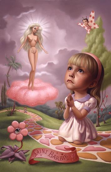 Saint Barbie