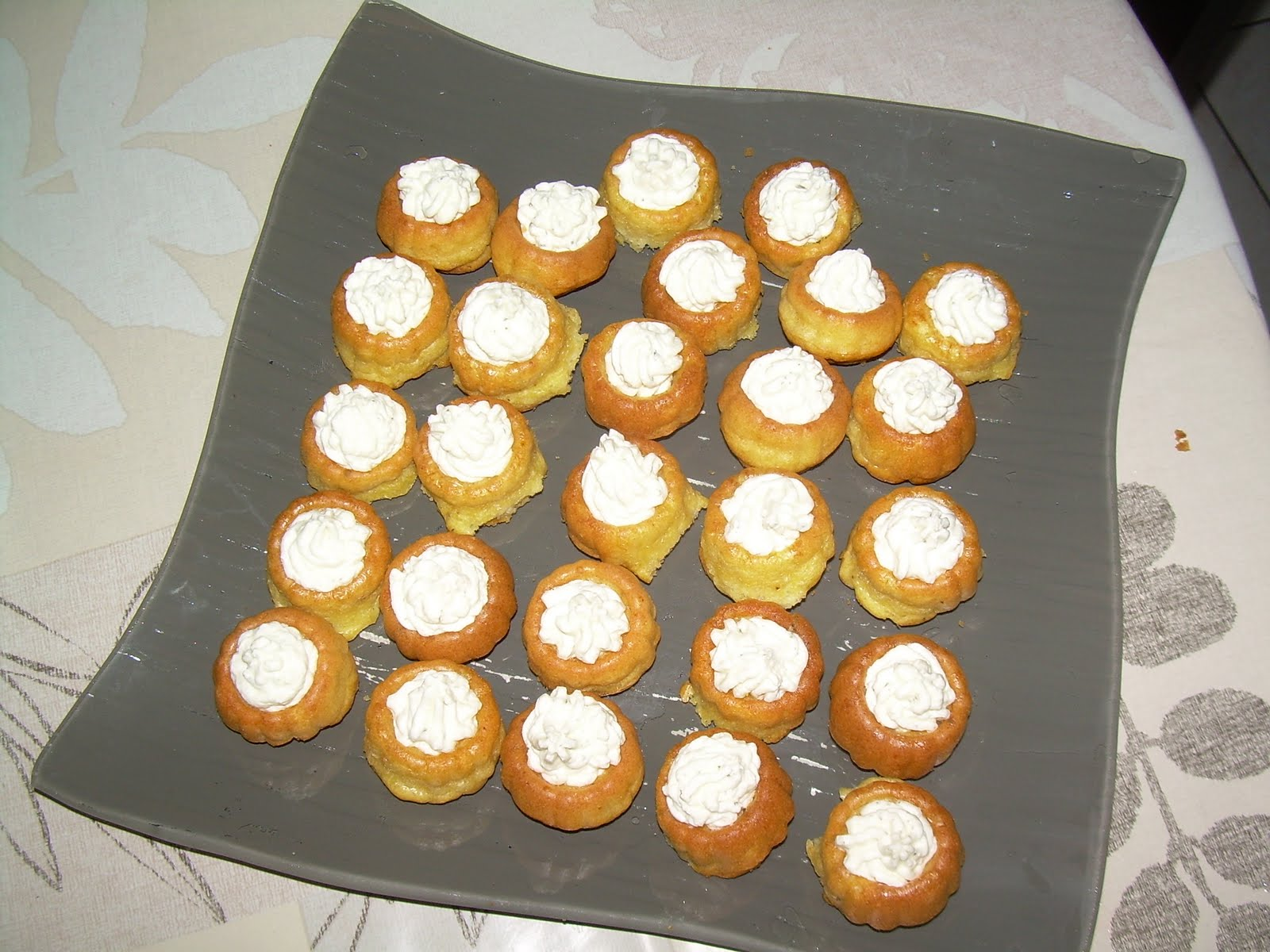 muffins boursin jambon