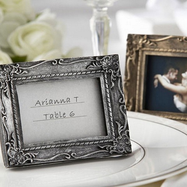 A Picture Perfect Wedding Theme