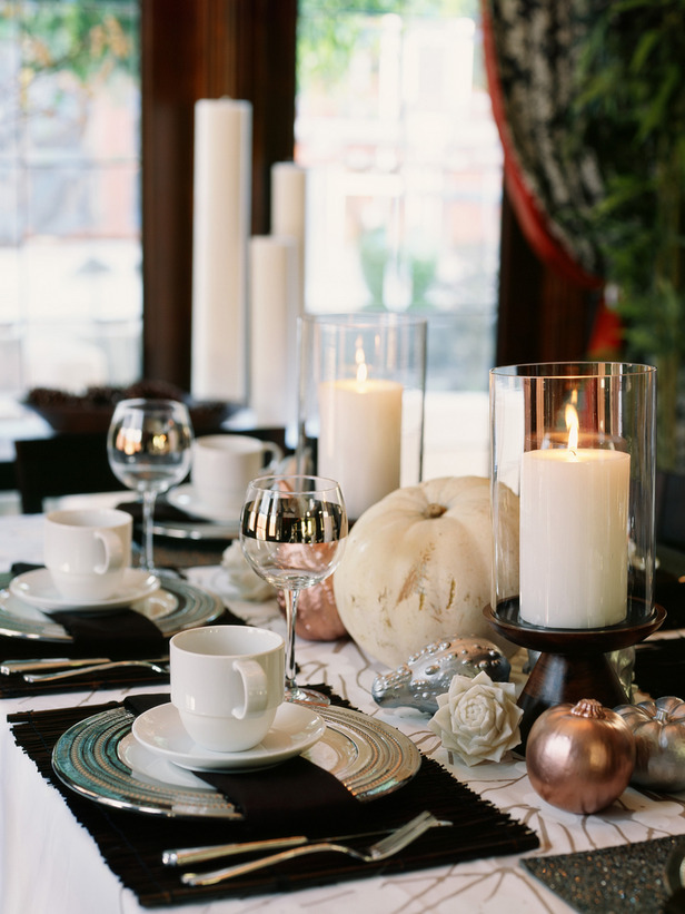 Black and white fall weddings are becoming more common even traditional