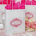 Custom Printed Kraft Gift Bags