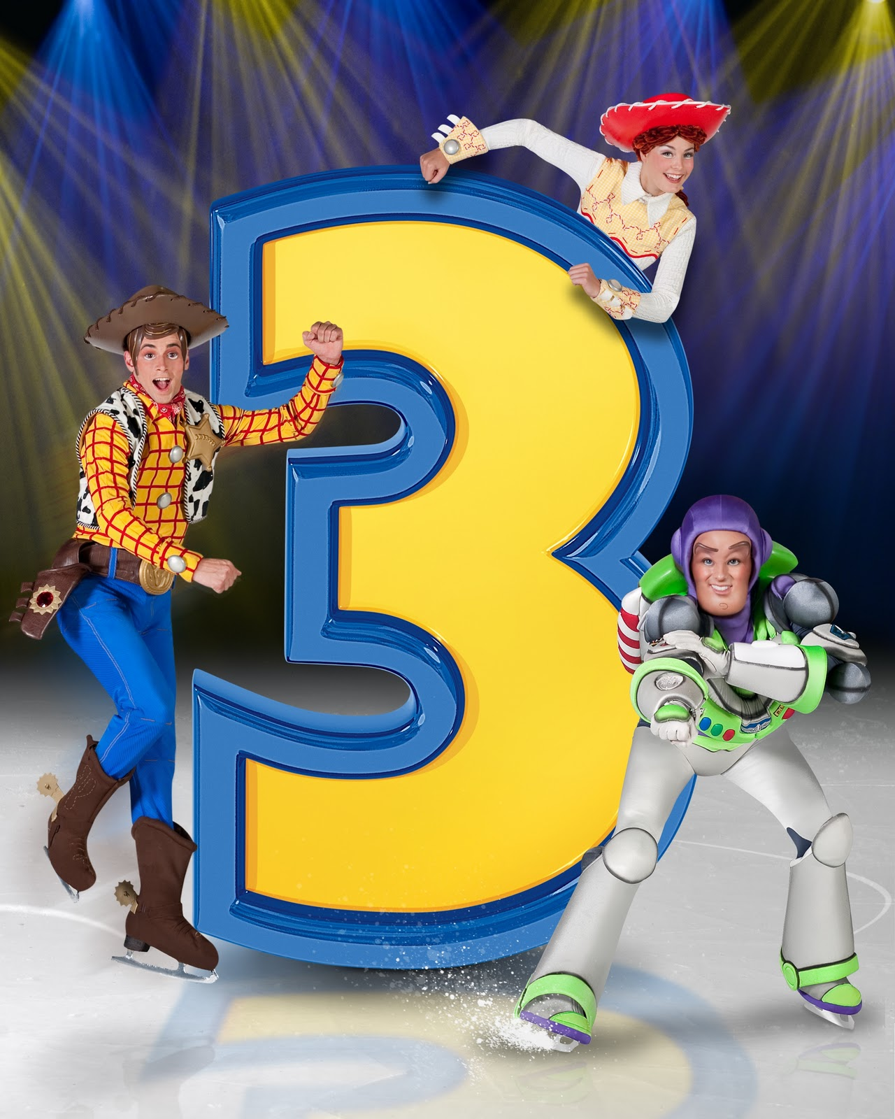 Event: Disney on Ice – Toy Story 3 at Wells Fargo Center | Frugal ...