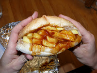 Pommesbrötchen