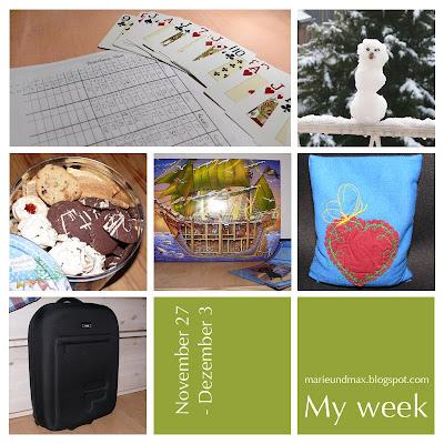 My week (15)