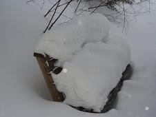 Plein de neige mais seulement -3° : c'est correct !