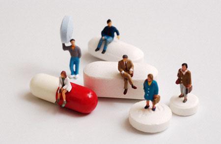 vias administracion medicamentosa: