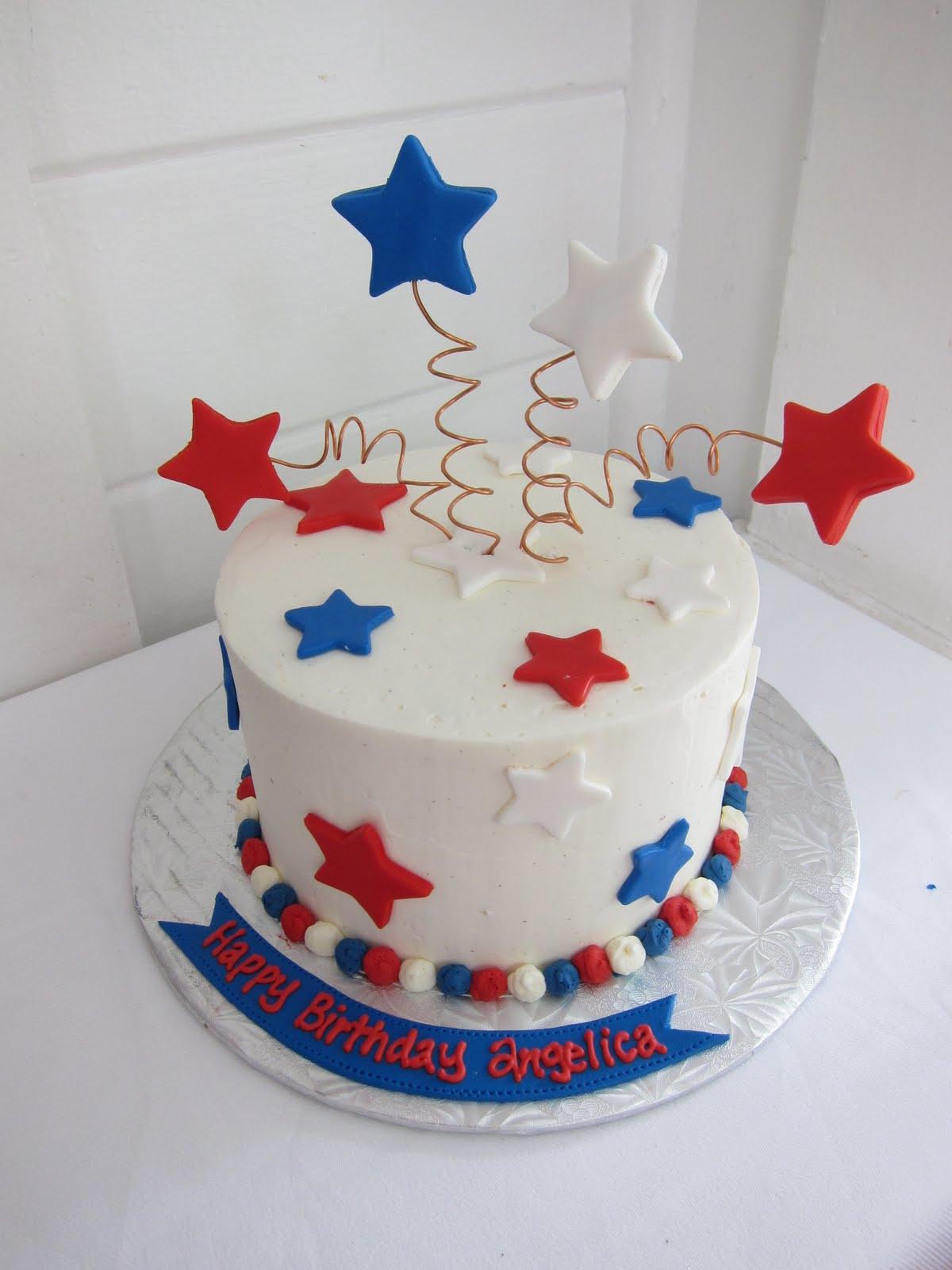 Polkadots Cupcake Factory Stripes And Stars
