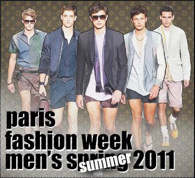 Fashion Week 2010 Paris on Michael Scott Anderson  2011 Paris Fashion Week  Mens