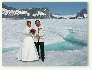 Alaskan Wedding Cruise