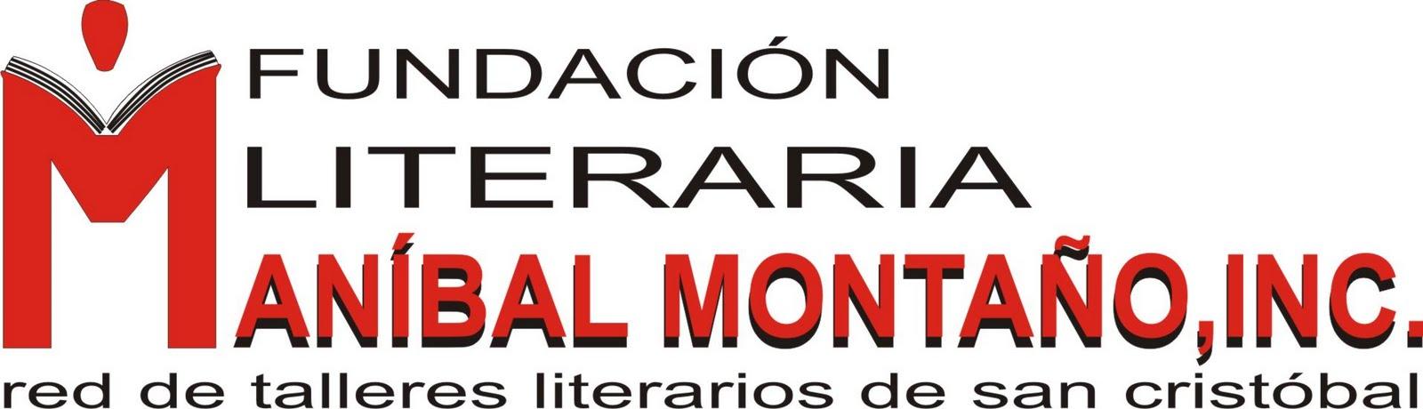 FUNDACION LITERARIA ANIBAL MONTAÑO