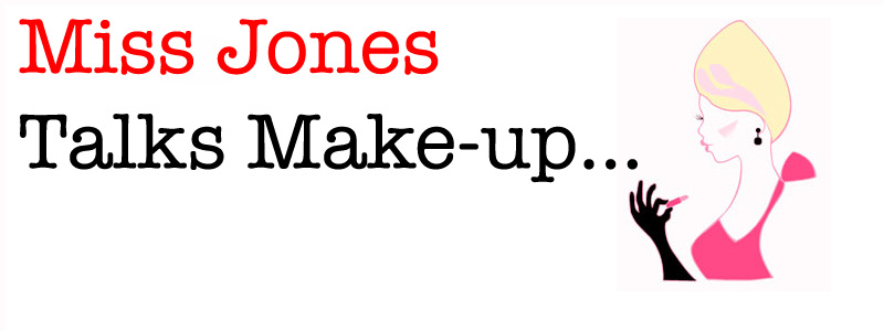 ...Miss Jones talks make up