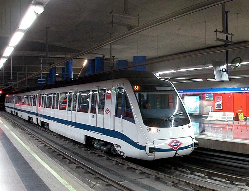Ciudad de la Ciencia y la Tecnología de Madrid Metro