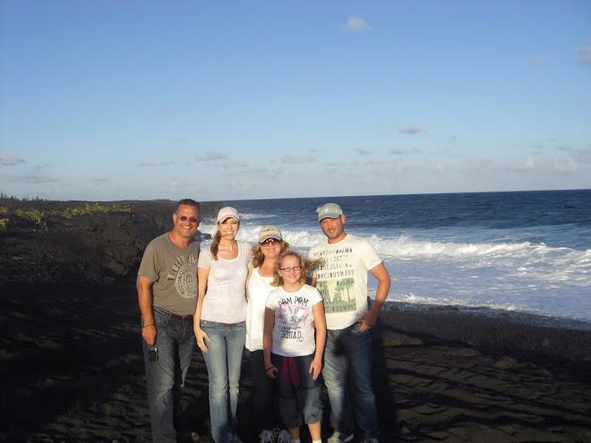 Black Sand Beach 2010