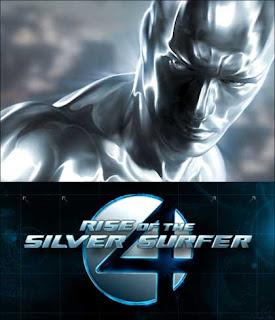 Cuatro Fantastiscos y Silver Surfer