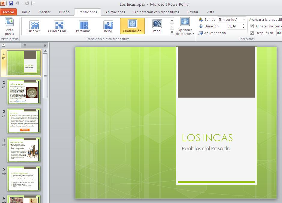 aprendiendo powerpoint dise o de la diapositiva