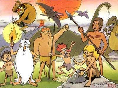 Caricaturas y Anime de los 70, 80 y 90.