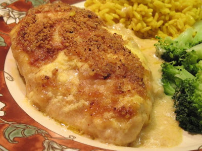Parmesan Chicken Bake – April Newsletter | Make Ahead Meals For Busy Moms