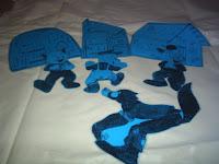 Os Três Porquinhos Construção do Número para crianças