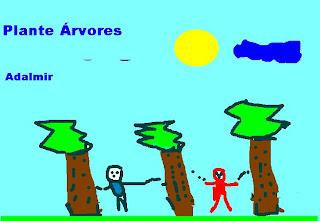 Dia da Árvore Importância da Fotossíntese para crianças