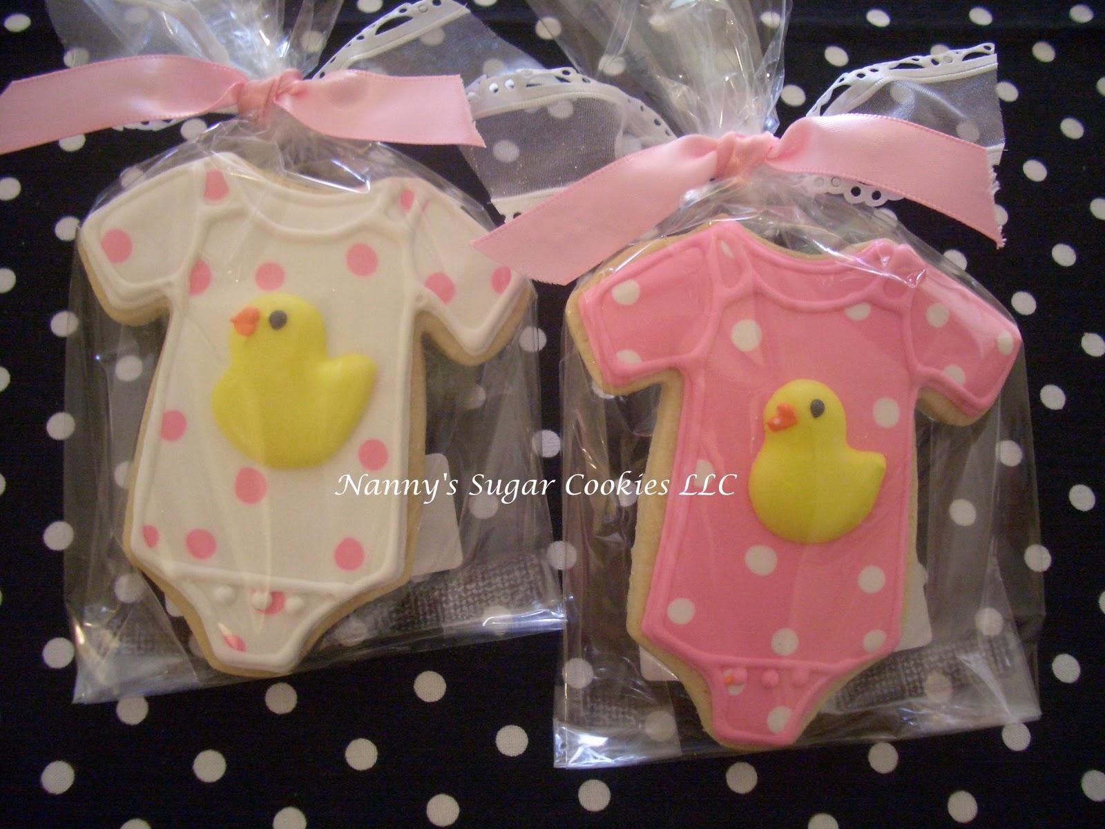 Nannyu0027s Sugar Cookies LLC