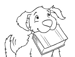 Puppy Dog Coloring Pages For Kids