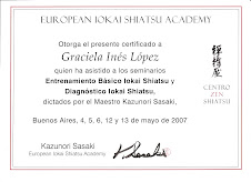 European Iokai Shiatsu Academy