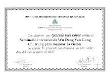 Seminario Wu Dang Yan Gong