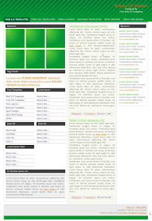 business web 2.0 template