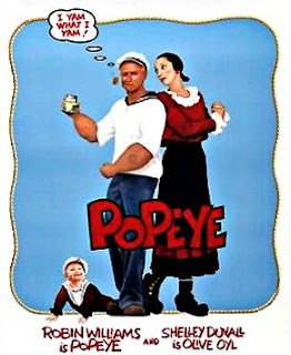 robin williams popeye the sailor