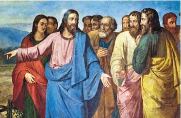 Evangelio 1 de Marzo de 2011 Jesús+y+sus+discípulos