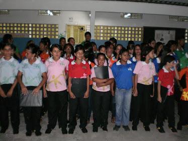 Apresentação do Dia das Mães - 2010