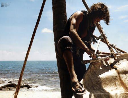 участники выживания на острове эротические фото
