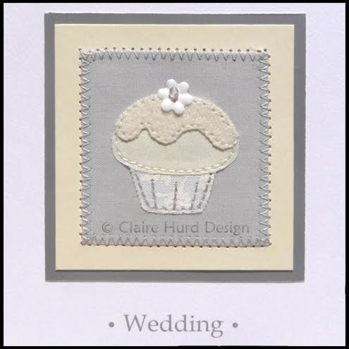 This card is blank inside making it suitable for wedding congratulations