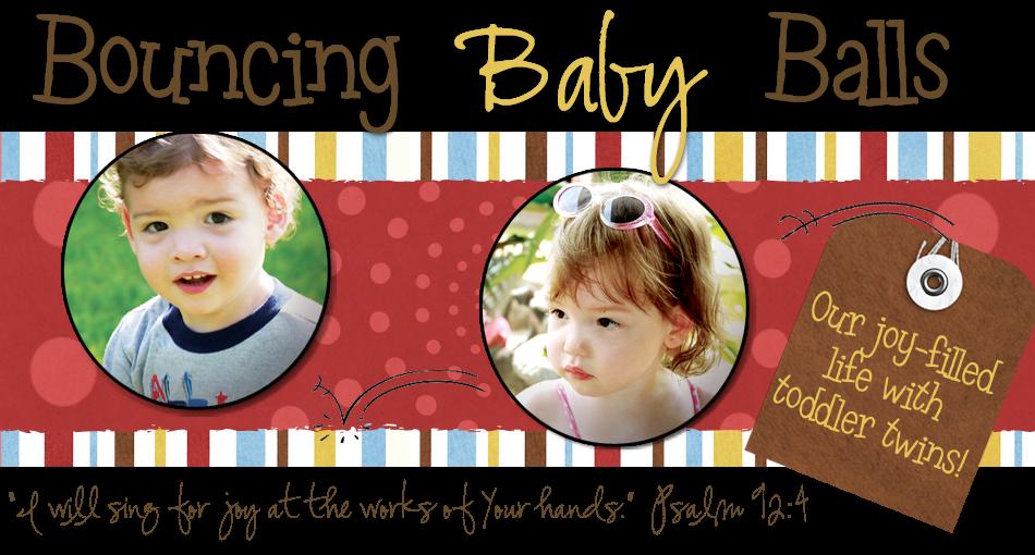 Bouncing Baby Balls!