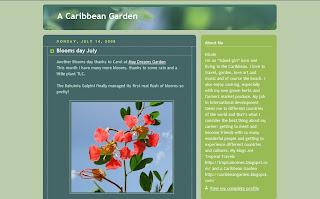 A Caribbean Garden